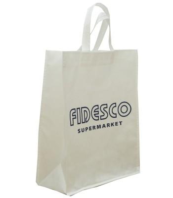 Pungă din nețesute Fidesco cu lățime PNL1006